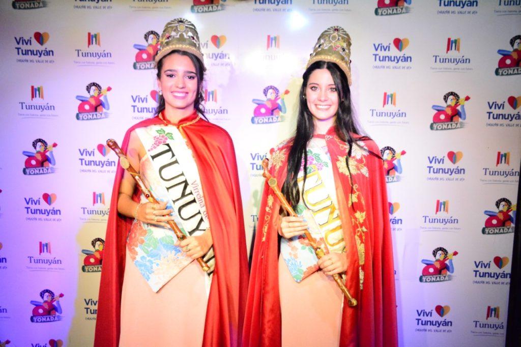 Victoria Chavez y la Virreina es Lucila Alvarez